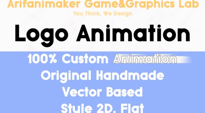 Create Custom Logo Animation In Flat Style