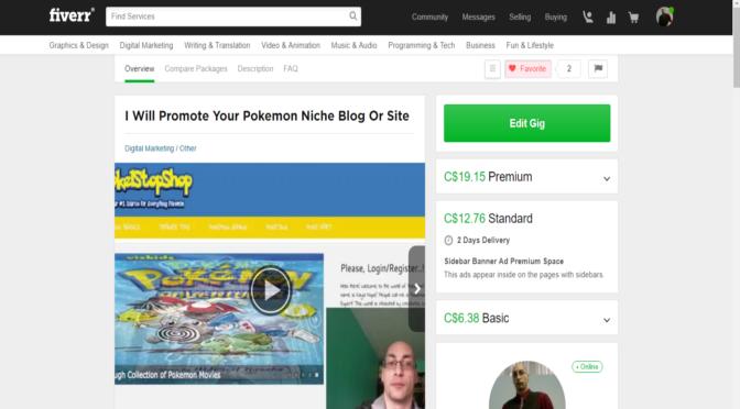 Promote Your Pokemon Niche Blog Or Site